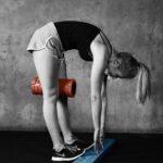 Rozciaganie mięśni kulszowo goleniowych