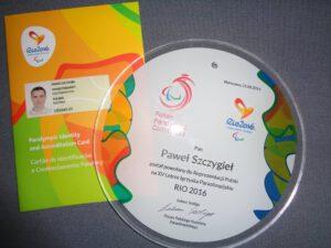 Nominacja Rio 2016
