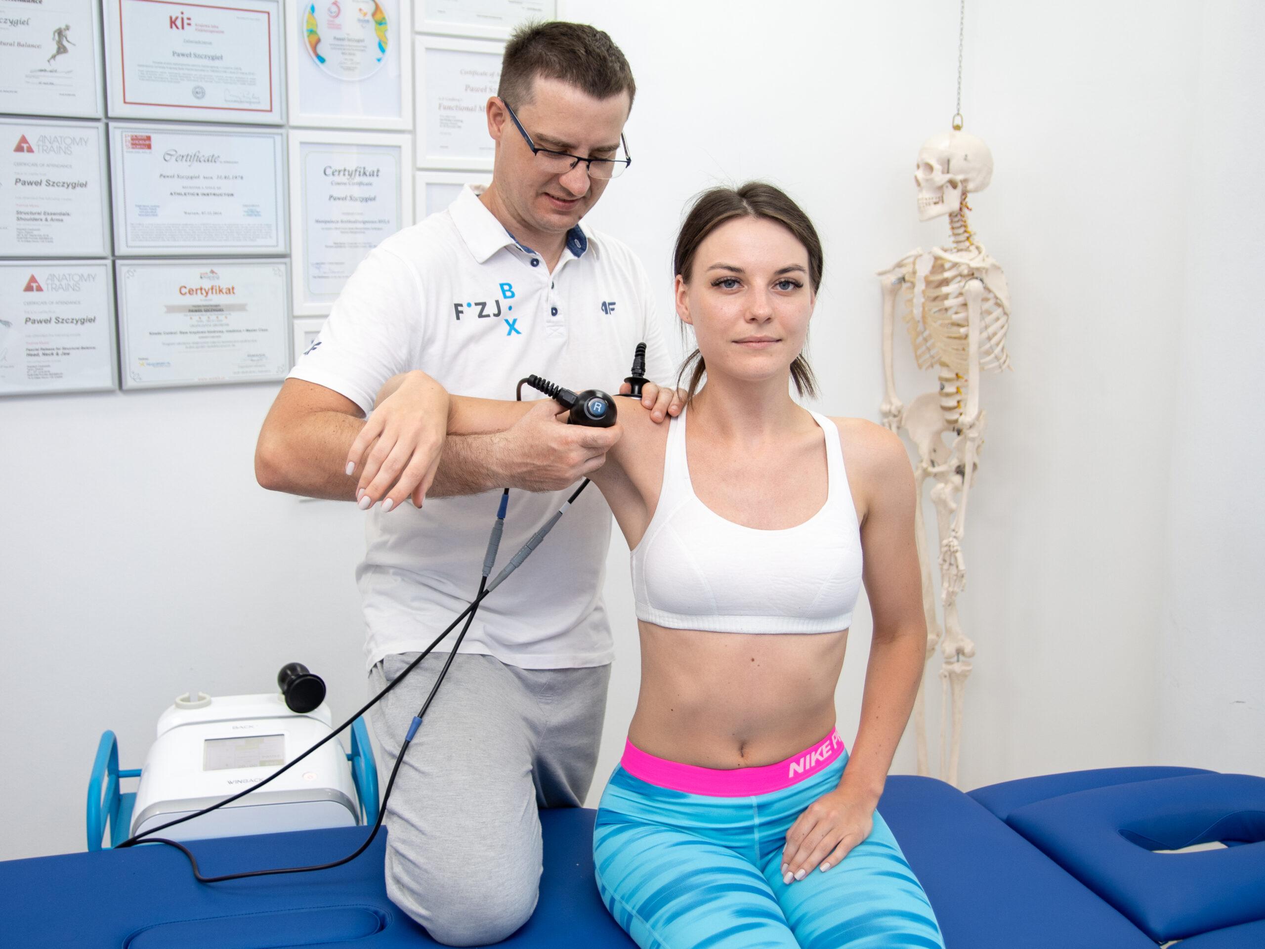 Terapia Winback – nowoczesna metoda leczenia bólu.